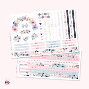 May NOTES Sticker Kit