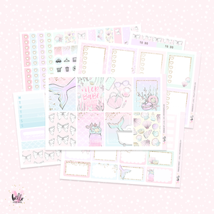 Merbabe sticker kit