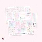 Merbabe - Horizontal sticker kit