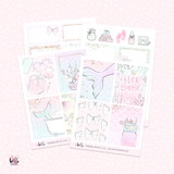 Merbabe  MINI sticker kit