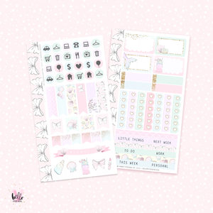 Merbabe - Personal size sticker kit