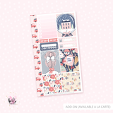 Merry and Bright - Personal size sticker kit