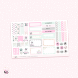 Nap Queen - Horizontal sticker kit