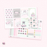 Nap Queen Planner Sticker Kit