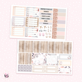 2019 November Monthly Sticker Kit