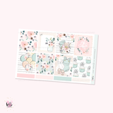 Oh Baby - Horizontal sticker kit