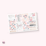 Serenity - Horizontal sticker kit