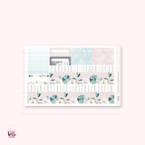 Snow - planner sticker kit (OOPS)