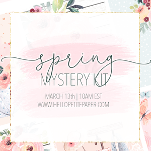 Spring Mystery Kit (Limited Edition)