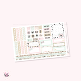 Sun Kissed - Horizontal sticker kit