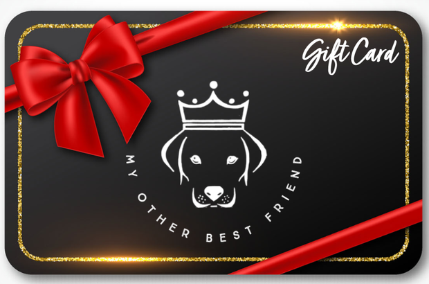 My Other Best Friend Gift Card