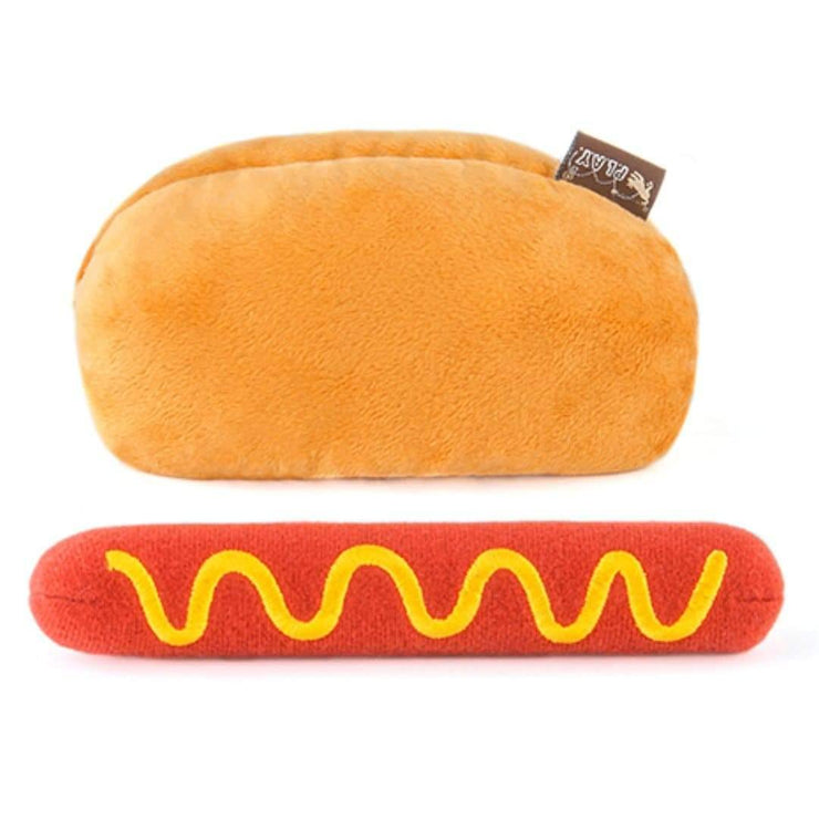 American Classics - Hot Dog Dog Toy