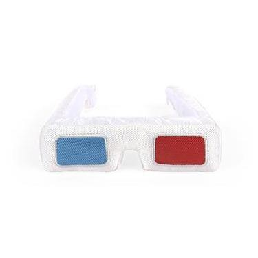 Hollywoof Collection - 3-Dog Glasses Fun Dog Toy