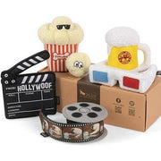 Hollywoof Collection - Momo's Movie Reel Dog Toy