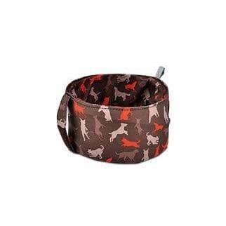 Scout & About Outdoor Dog Travel Bowl