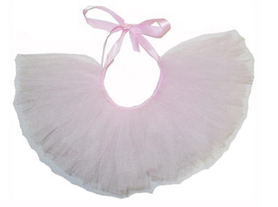 Light Pink Tulle Dog Tutu | MOBF