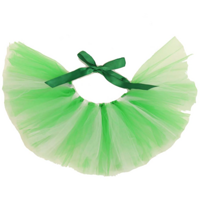 Green Tulle Dog Tutu | My Other Best Friend