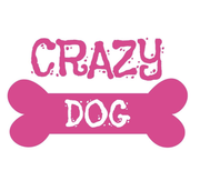Crazy Dog Mom and Crazy Dog Matching Owner and Dog Shirts
