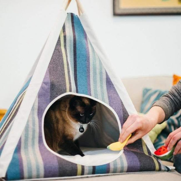Dog Beds - Horizon Teepee Pet Bed