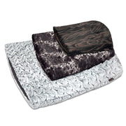 Dog Beds - Snuggle Bed For Dogs And Cats - Charcoal Gray