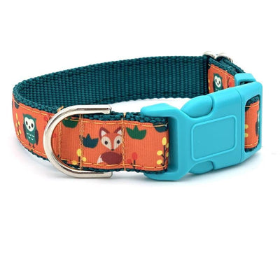 Dog Collars - Autumn Friends Dog Collar