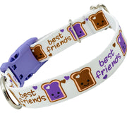 Dog Collars - Best Friends Fur-Ever Cute Dog Collar