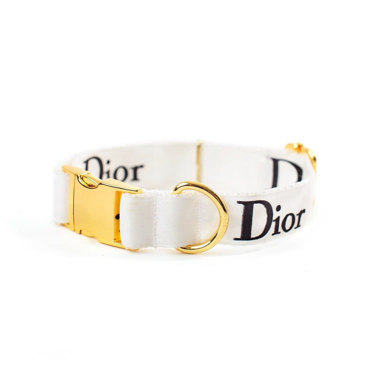 Dog Collars - DiorDog Designer Inspired Dog Collar