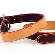 Dog Collars - Napoli Collection - Italian Leather Dog Collar