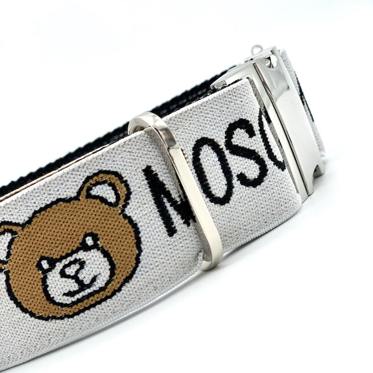 Dog Collars - Teddy Bear Designer Large Dog Collar
