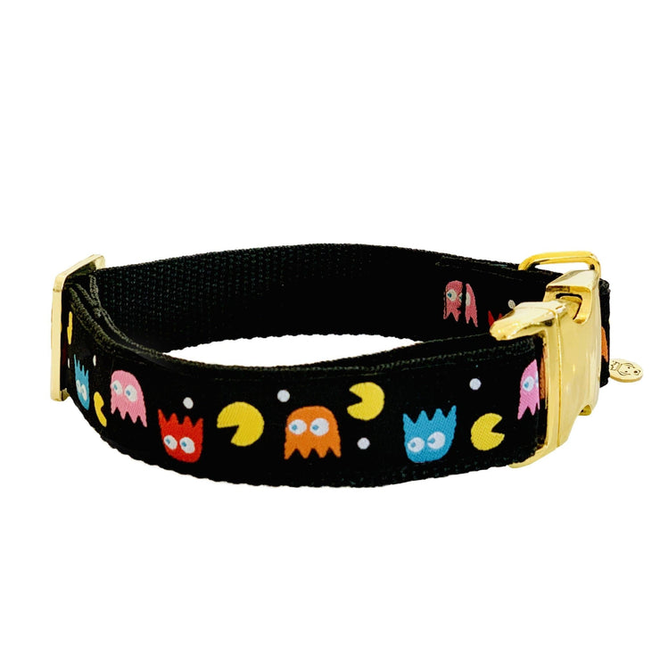 Dog Collars - The Retro Gamer Dog Collar