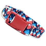 Dog Collars - USA Popsicles Dog Collar