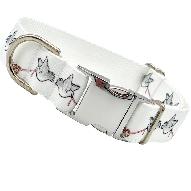 Dog Collars - Wedding Day Dog Collar