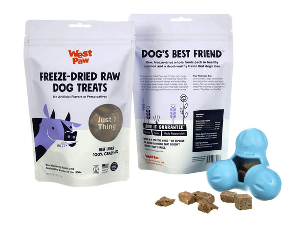 Dog Treats - Beef Liver Single Ingredient Dog Treats