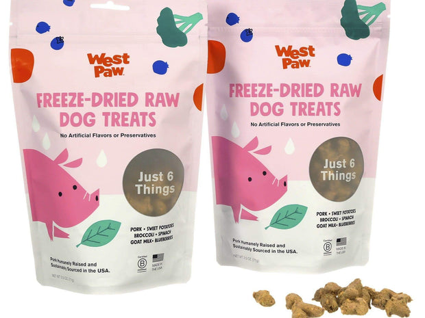 Dog Treats - Pork With Superfood Dog Treats