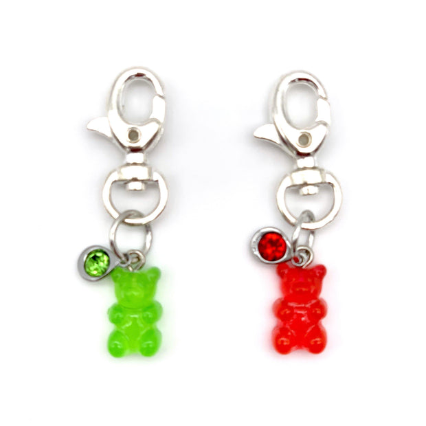 Gummy Bear Pet Collar Charms