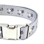 Funny Unicorn Dog Collar | MOBF