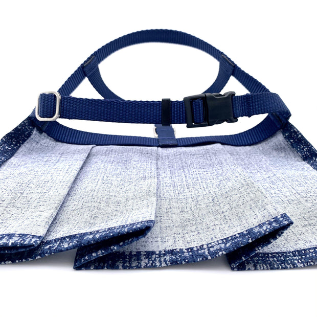 Pleated Skirt Dog Harness