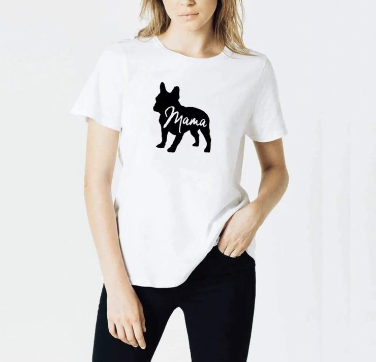 Owner Apparel - Dog Mom Women's Tee | MOBF