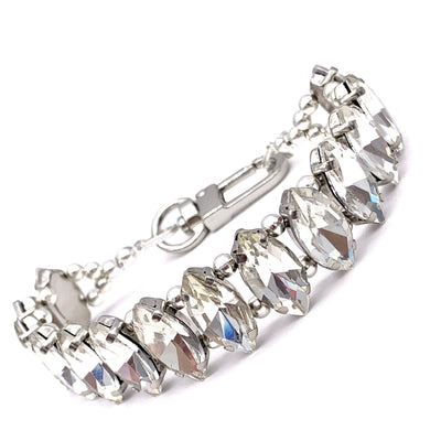 Pet Jewelry - Marquise Cut Crystal Rhinestone Pet Collar Necklace