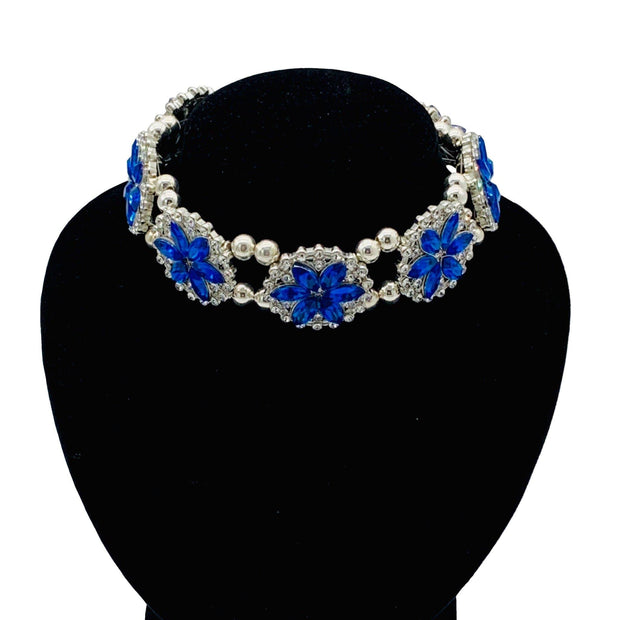 Pet Jewelry - The Azure Pet Necklace