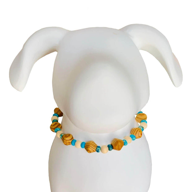 Pet Jewelry - The Baja Beach Pet Necklace