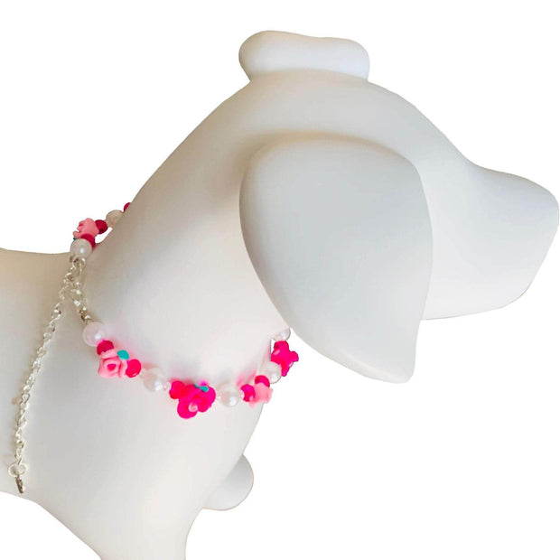 Pet Jewelry - The Rosalia Pet Necklace