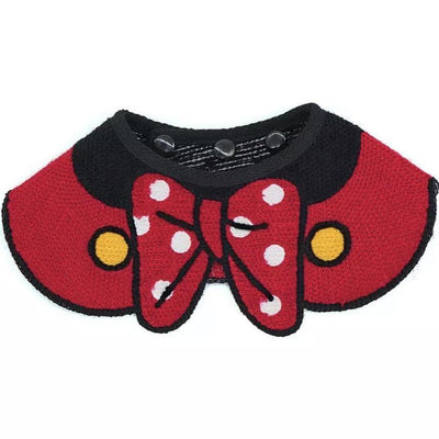 Pet Lifestyle - Cartoon Mouse Pet Costume Collar For Dogs And Cats