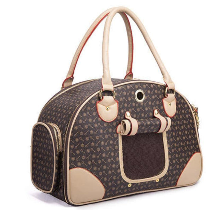 Pet Lifestyle - Designer Tote Bag Pet Carrier