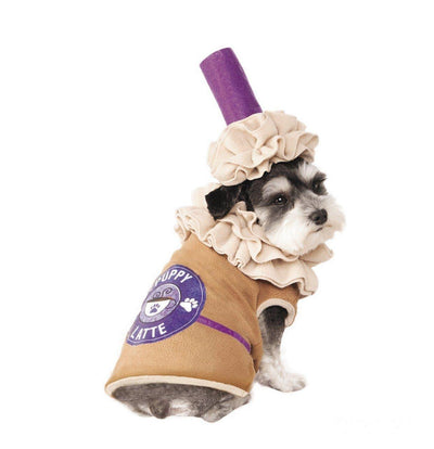 Pet Lifestyle - Puppy Latte Halloween Dog Costume