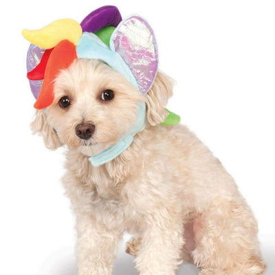 Pet Lifestyle - Rainbow Dash My Little Pony Hood Pet Costume