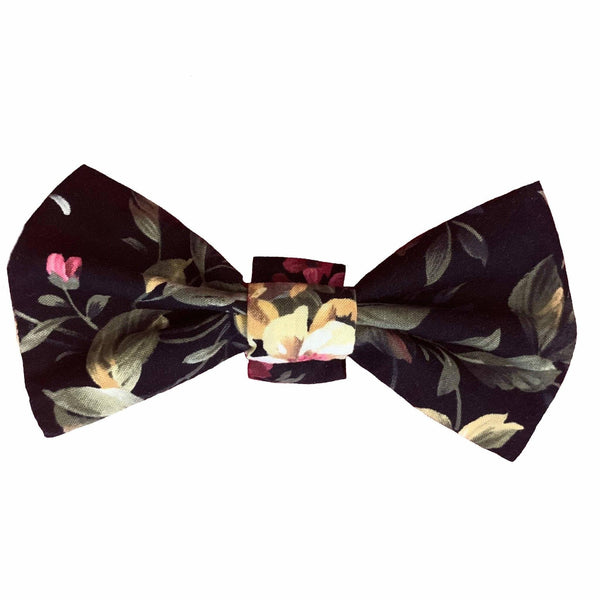 Pet Lifestyle - Royal Rose Pet Collar Bow Tie