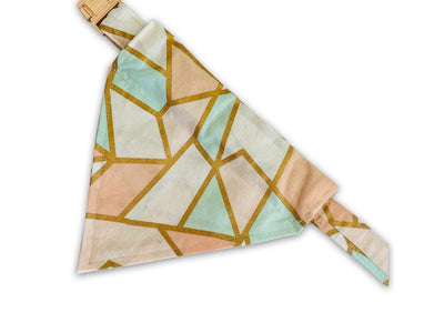 Pet Lifestyle - The Hara Geometric Dog Bandana