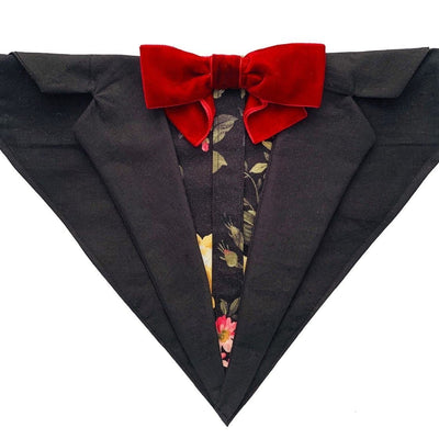 Pet Lifestyle - The Winston Pet Formal Collar Scarf