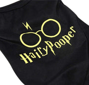 Pet Shirts - Hairy Pooper Funny Dog Shirt